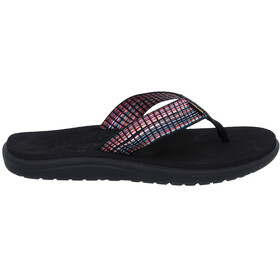 Teva Voya Sandals Women black/colourful